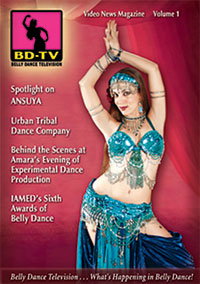 Belly Dance Television Volume 1