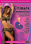 Belly Dance Instructional Video